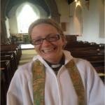 Vicar - Revd Becky Roberts