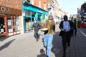 Bishops Daniel and Abdu